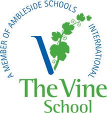 The Vine School Logo